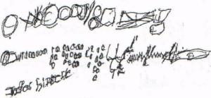 1. ábra: 63 éves férfi grafikuma